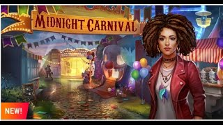 AE Mysteries Midnight Carnival FULL VERSİON Walkthrough