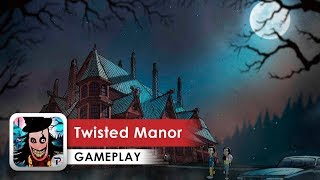 Escape from Twisted Manor!