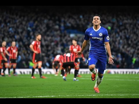 CHELSEA VS BOURNEMOUTH: In Pictures