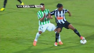 Quando Ronaldinho Humilhava no Atlético Mineiro