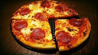 Si te bejme pica ne shtepi ..menyra me e thjeshte (how to make piza at Home