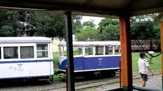 台湾 5分車の旅 蒸気機関車