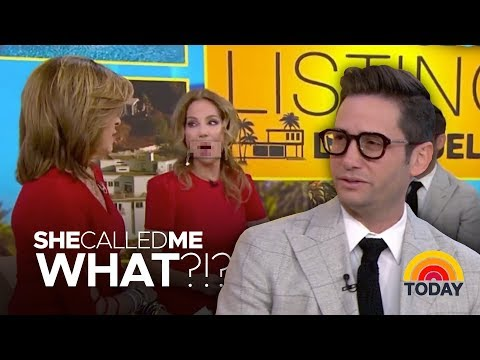 Kathie Lee & Hoda Called Me WHAT?! On The Today Show