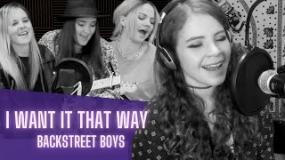 I Want It That Way 😘 Backstreet Boys cover by Germein & Chloe Leigh (Sister Sessions)