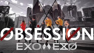 [KPOP IN PUBLIC] EXO (엑소) - Obsession | Bias Dance cover