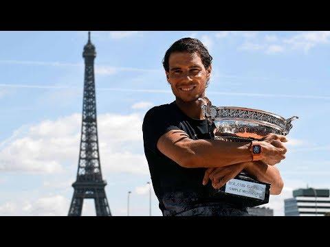 10 Mind Bending Stats to Celebrate Rafael Nadal's 11th Roland Garros Title