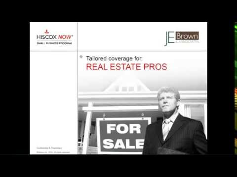 2016 05 26 11 01 Quote   Bind   Real Estate Brokers