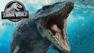 Aquatic DLC Confirmed? - Jurassic World Evolution Interview