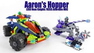 Aaron's Hopper - LEGO Nexo Knights 70355 Alternate MOC