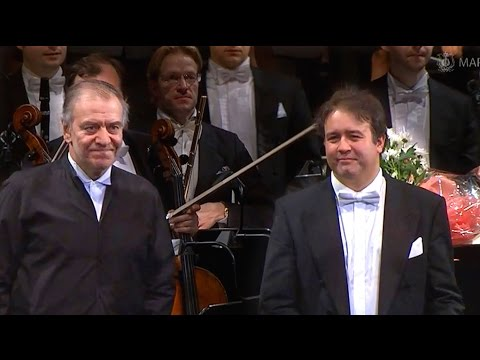 Alexei Volodin-Valery Gergiev. Beethoven: Fantasy for Piano, Chorus und Orchestra