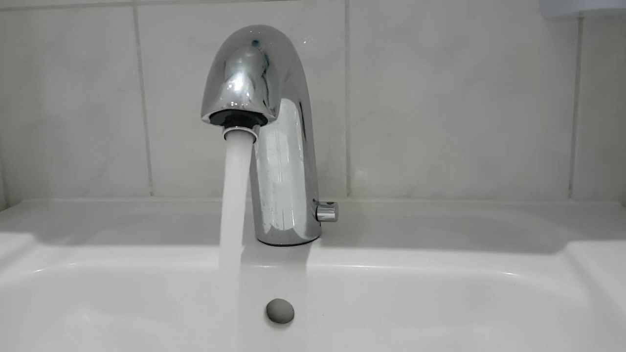 Bathroom Faucet Quit Working faucet sensor not working - youtube