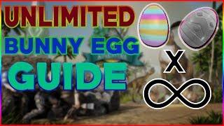 Unlimited Bunny Egg guide - Ark Eggcellent Adventure 2019