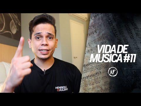 Vida de Música 11  Festa de RODEIO  Henrique e Juliano