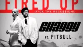 Fire Up - Shaggy Ft Pitbull.