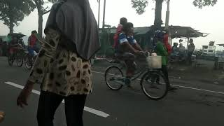 Car Free Day Mojosari Guys