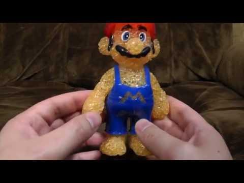 Mario, Frozen and Minion Scab Lamps | Ashens