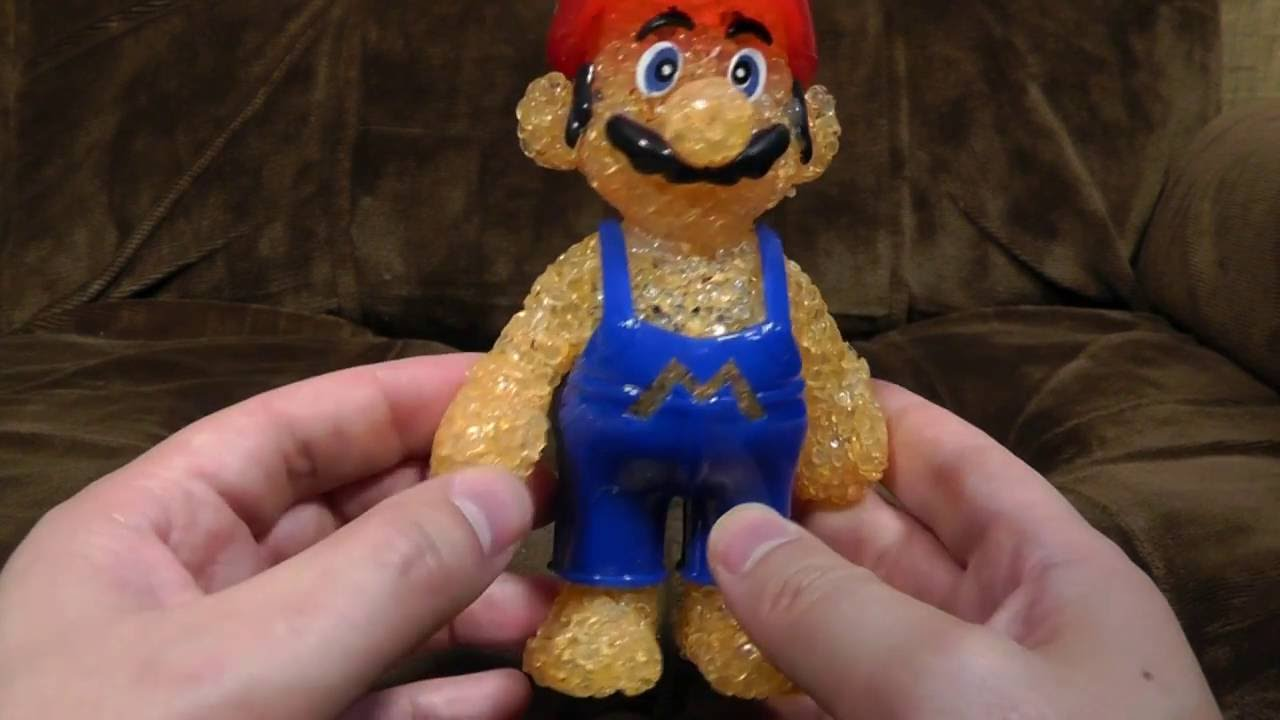 Mario, Frozen and Minion Scab Lamps | Ashens - YouTube