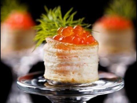 Канапе - праздничные вкусные закуски для фуршета, фото идеи, офорление