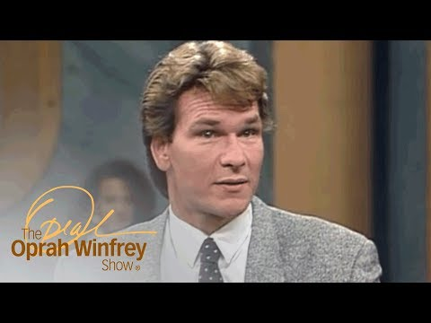 Patrick Swayze on Learning to Be Kind to Himself | The Oprah Winfrey Show | Oprah Winfrey Network