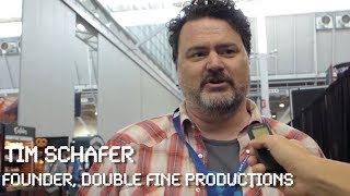 Hit List Interview with Double Fine Productions