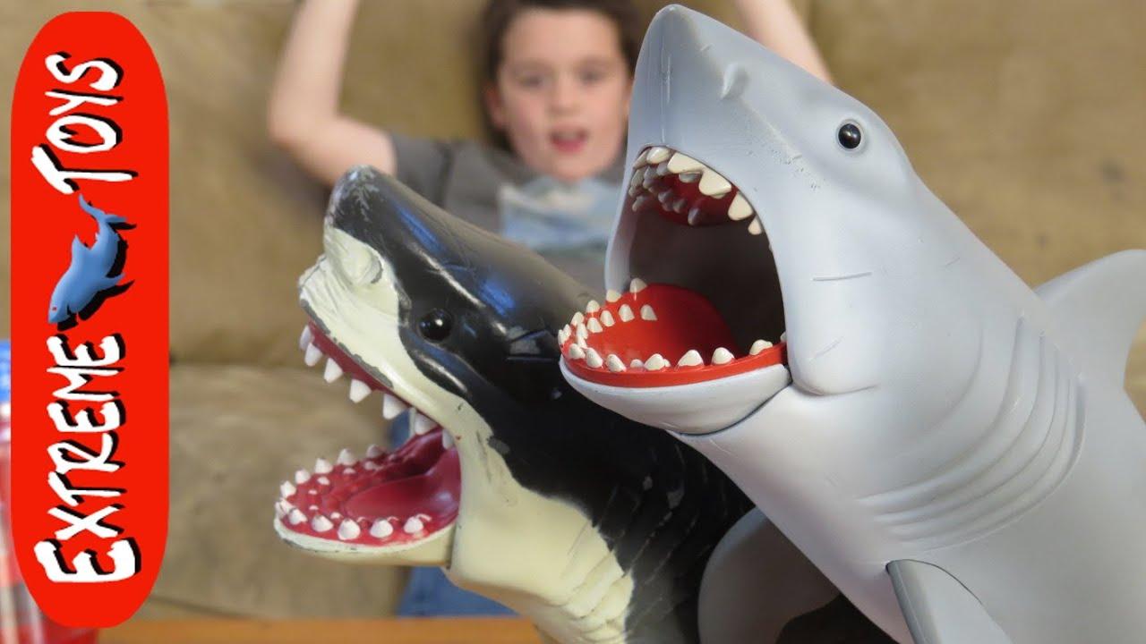 Jaws Shark Toys 104