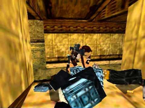 Tomb Raider 2 Barkhang Monastery Youtube