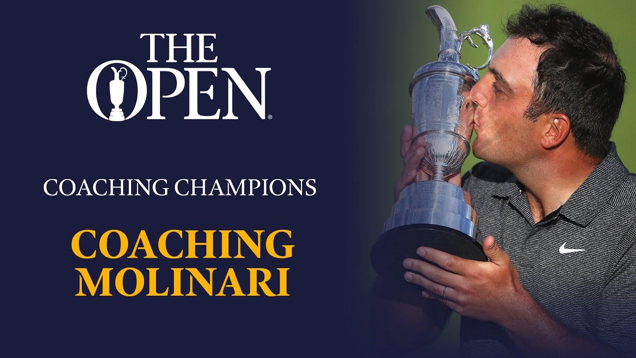 Phil Kenyon - Coaching Molinari | Coaching Champions