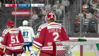 NHL 16 | HC Kometa Brno-HC Oceláři Třinec | SEZONA | Xbox One | CZ