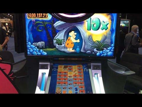 The Flintstones Slot First Live Look Slot Machine