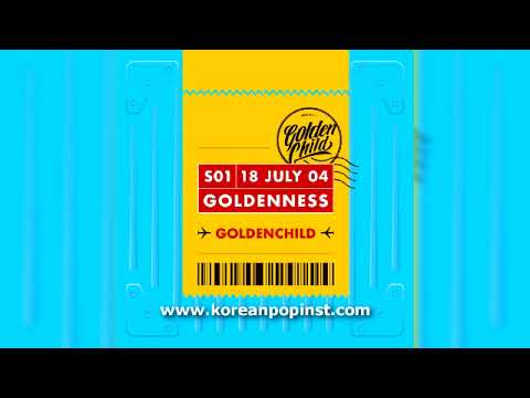 [INSTRUMENTAL] Golden Child (골든차일드) - Let Me