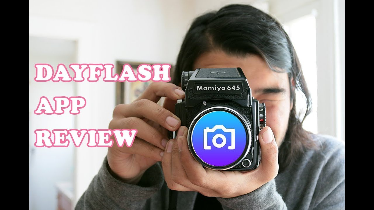 PHOTO TOOLS: DAYFLASH APP REVIEW
