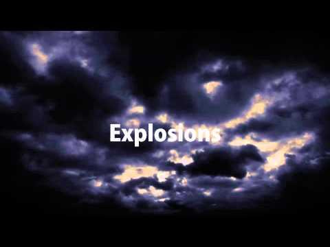 Ellie Goulding - Explosions (Lyrics)