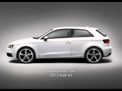 Next-generation 2013 Audi A3 compact hatchback