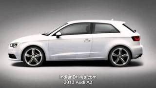 Next-generation 2013 Audi A3 compact hatchback