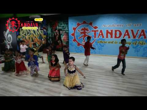 Appa i Love You Pa | Tandava academy of art SUMMER CAMP april 1st batch choreography by suchal chalu