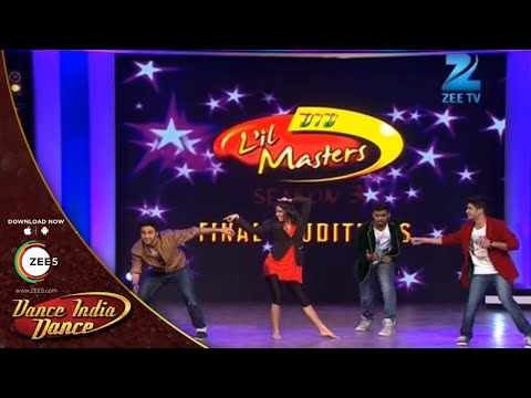 DID L'il Masters Season 3 Final Auditions - Episode 6 - March 16 2014 - Skippers Performance: Having connected millions through dance and given so many youngsters a career through dance, Zee TV brings back the dance ke baaps on popular demand -- DID L'il Masters Season 3. In its third season, the show returns with a unique positioning -- 'Bacchagiri'. Like always, the focus of the show will be on the talent par excellence, the fun and the passion the kids share for dance through several stages of progression. The skill, discipline, artistry and mental-physical development of the kids will be of utmost importance throughout the show.  DID l'il Masters has always presented ace dancers and never before seen acts with highest quality of training with the help of reliable and efficient Skippers. Jay Bhanushali and mastikhor Nihar Gite (from India's Best Dramebaaz) will anchor the show. The show has Geeta Kapoor and Ahmad Khan as Masters and  Mithun Da as the  Grandmaster who will support the young talent to bring out the best in each contestant in his own charismatic manner.   Watch Latest Episode of