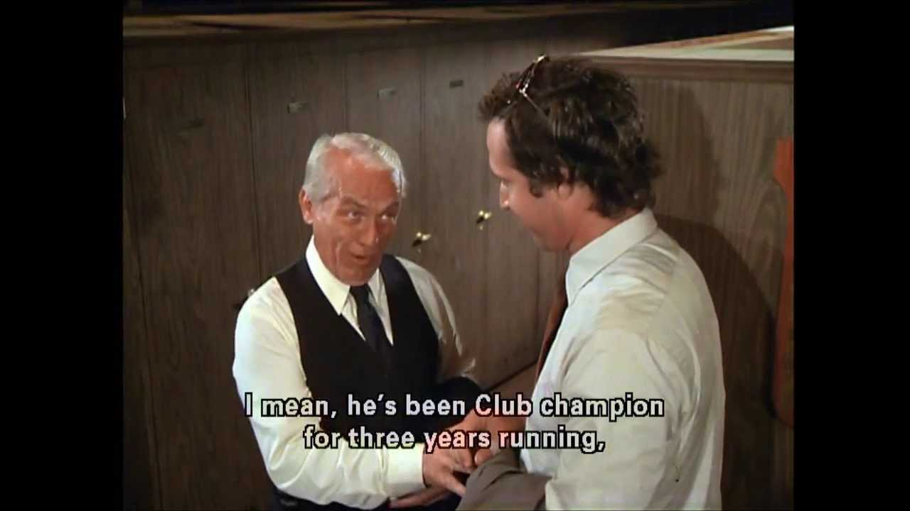 15 Caddyshack Quotes Youre Always Repeating