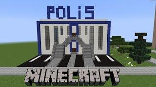 Minecraft: Polis Karakolu Yapımı