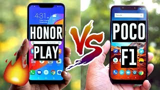 Honor Play VS Poco F1 | Full Specifications based comparison | Hindi | Mr.V