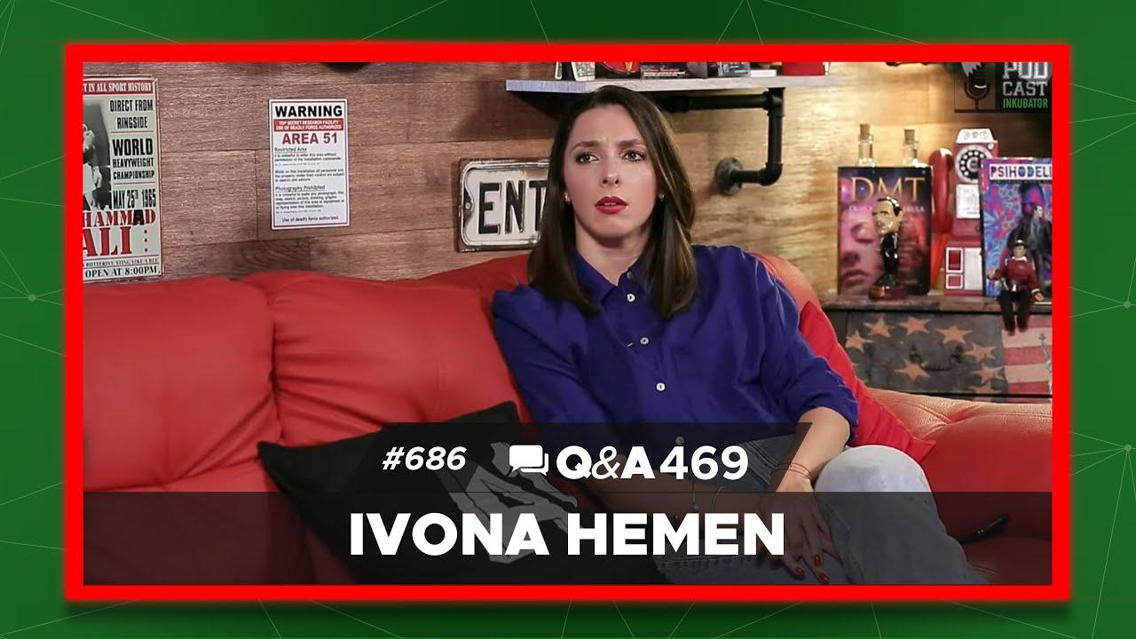 Download Podcast Inkubator #686 Q&A 468 - Ivona Hemen