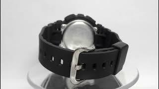 Casio G-Shock GMA-S130-1AER watch video 2017