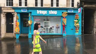 Dark Days (An Ode To Edinburgh Festival Fringe 2020) - Laurie Black