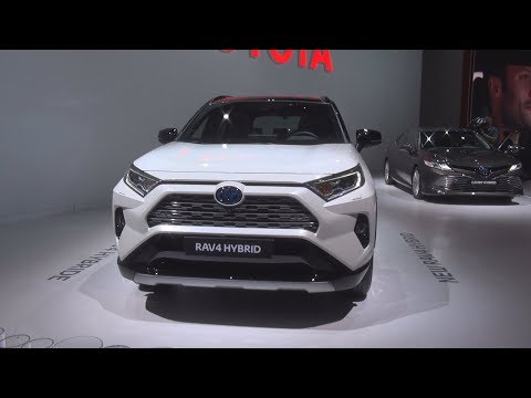 Toyota RAV Hybrid () Exterior and Interior
