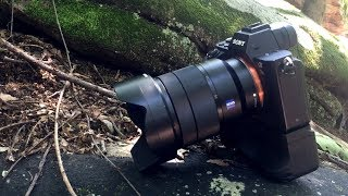 Real world review of the Sony Zeiss 24-70mm f4
