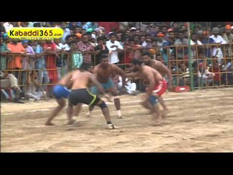 (14) Jalal (Bathinda) Kabaddi Tournament 5 Apr 2016