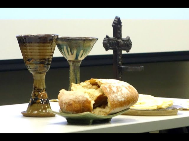 May 3rd Communion