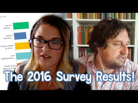 The 2016 Survey Results!