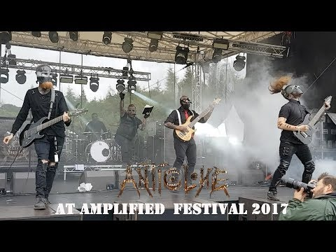 ANTI-CLONE - The Root of Man & Deracinated at Amplified Festival 2017