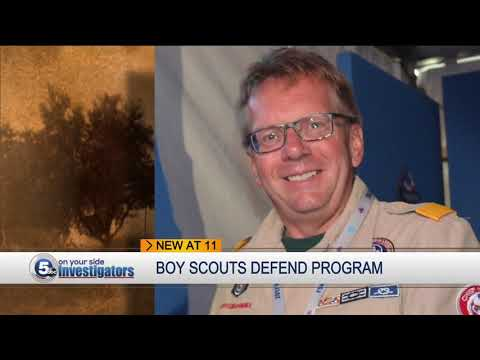 More sex abuse oversight needed in Boy Scouts, investigator says