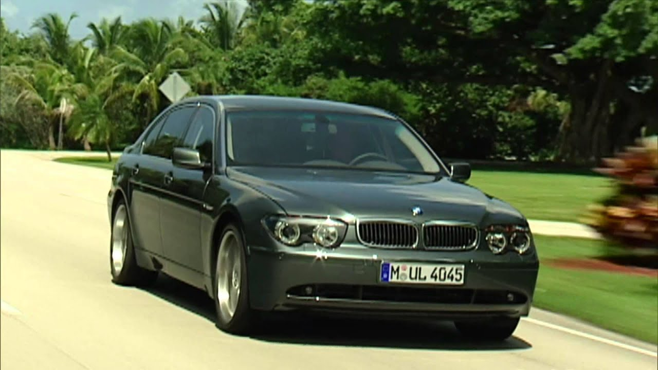 bmw 7 series e65 2001 2008 youtube. Black Bedroom Furniture Sets. Home Design Ideas